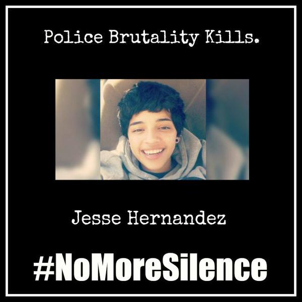 #NoMoreSilence  Tweets 8.14