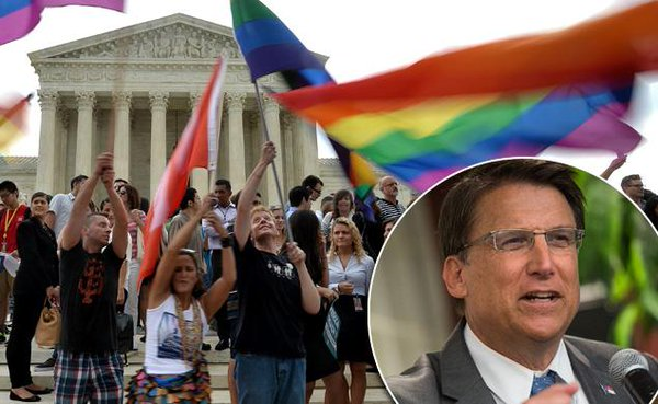 "@ShaunKing: N.C. just passed the ""most anti-LGBT bill in the country"" and it's disgusting"