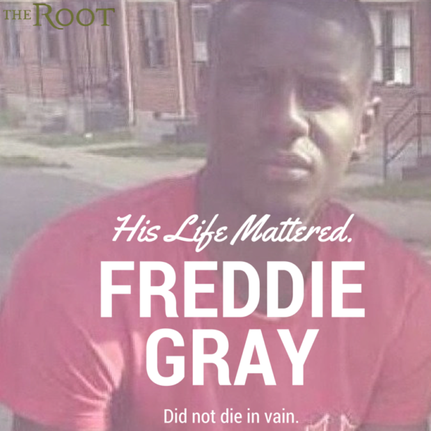 Despite #FreddieGray 's death being ruled a homicide, all officer's will remain free