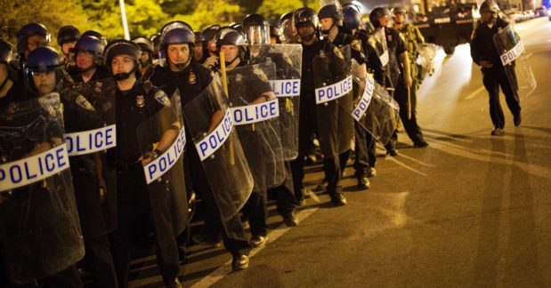 "DOJ has concluded probe into Baltimore PD, has found ""pattern &practice"" of discrimination"